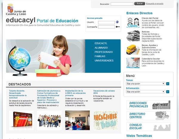 Calendario Educacyl.Noticias De Burgos